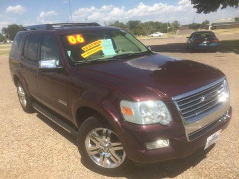 2006 Ford Explorer For Sale Lubbock Tx Carsforsale Com