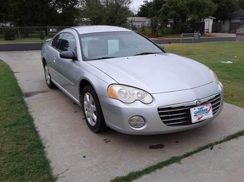 2003 Chrysler Sebring for sale in Lubbock, TX