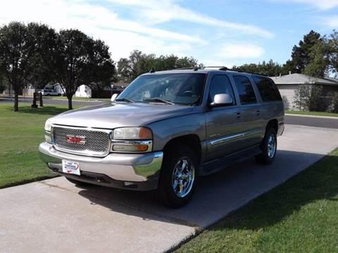 2003 GMC Yukon XL for sale in Lubbock, TX