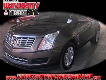 2014 Cadillac SRX for sale in Davie, FL