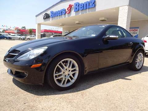2008 Mercedes-Benz SLK for sale in Spring, TX