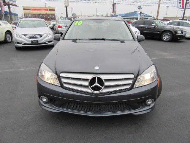 2010 Mercedes-Benz C-Class C 300 Luxury 4dr Sedan - Evansville IN