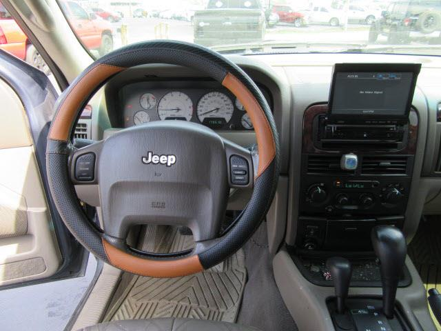 2002 Jeep Grand Cherokee Limited 4WD 4dr SUV - Evansville IN