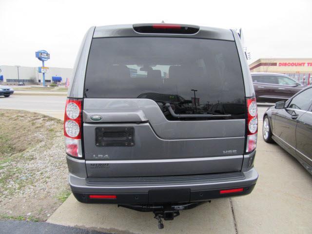 2011 Land Rover LR4 4x4 4dr SUV - Evansville IN