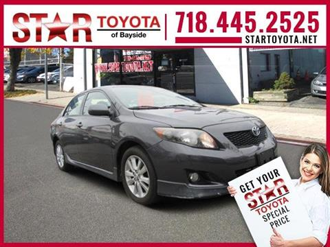 2010 Toyota Corolla for sale in Flushing NY