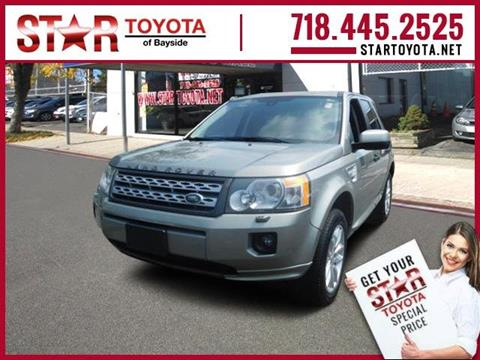2011 Land Rover LR2 for sale in Flushing, NY