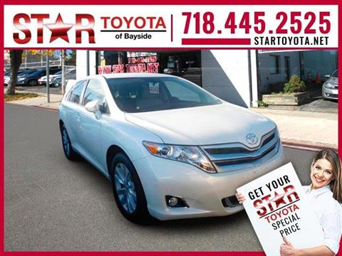2015 Toyota Venza for sale in Flushing NY