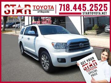 2014 Toyota Sequoia for sale in Flushing, NY