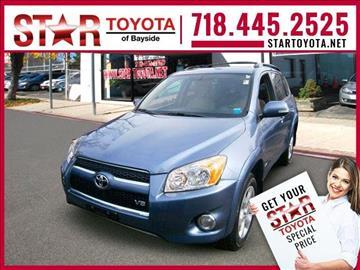 2011 Toyota RAV4 for sale in Flushing, NY