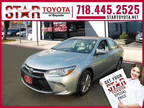 2015 Toyota Camry for sale in Flushing NY