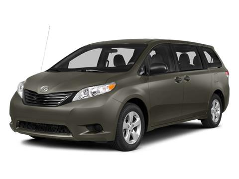 2014 Toyota Sienna for sale in Flushing NY