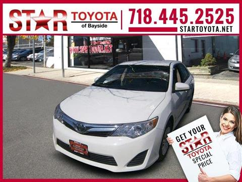 2013 Toyota Camry for sale in Flushing NY