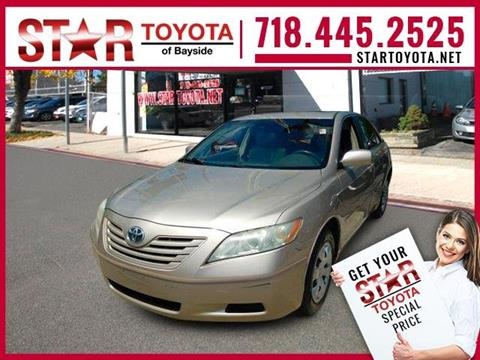 2007 Toyota Camry for sale in Flushing NY