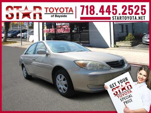 2004 Toyota Camry for sale in Flushing NY