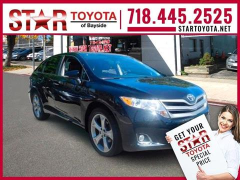 2013 Toyota Venza for sale in Flushing NY