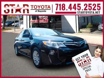 2014 Toyota Camry for sale in Flushing NY