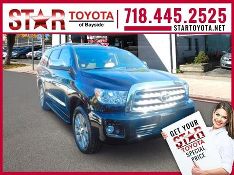 2014 Toyota Sequoia for sale in Flushing NY