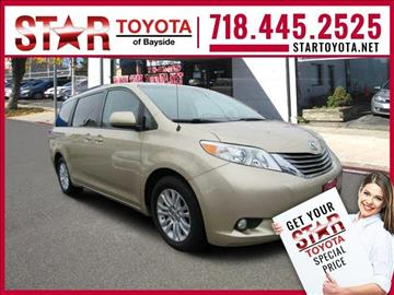 2014 Toyota Sienna for sale in Flushing, NY