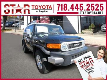 2010 Toyota FJ Cruiser for sale in Flushing, NY