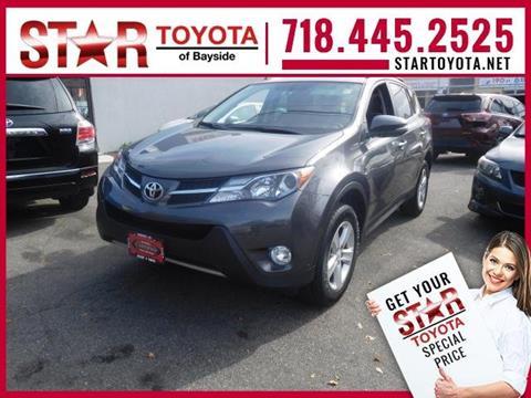 2014 Toyota RAV4 for sale in Flushing, NY