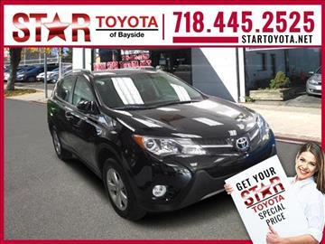 2015 Toyota RAV4 for sale in Flushing, NY