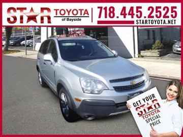 2013 Chevrolet Captiva Sport for sale in Flushing NY