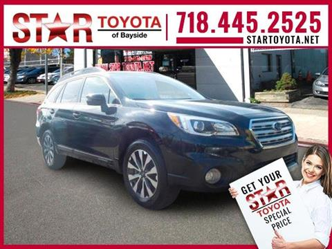 2017 Subaru Outback for sale in Flushing, NY
