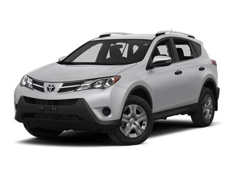 2013 Toyota RAV4 for sale in Flushing NY