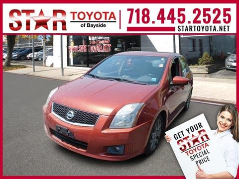 2010 Nissan Sentra for sale in Flushing NY