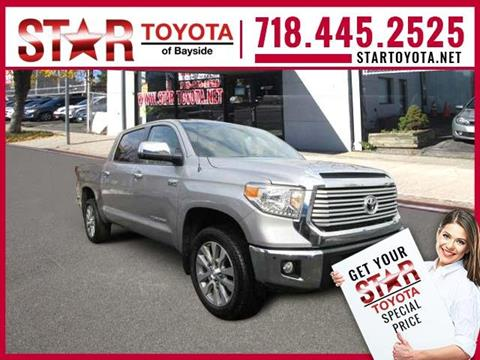2015 Toyota Tundra for sale in Flushing, NY