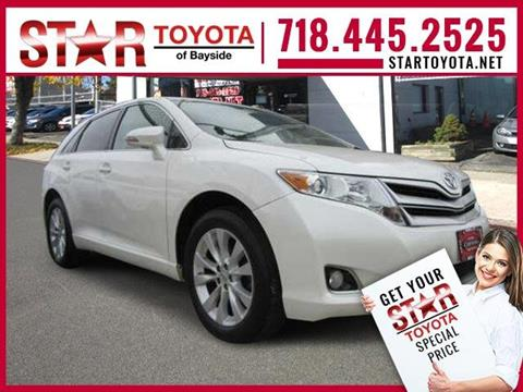 2013 Toyota Venza for sale in Flushing, NY