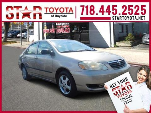 2005 Toyota Corolla for sale in Flushing NY