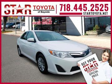 2014 Toyota Camry for sale in Flushing, NY