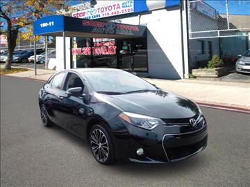2014 Toyota Corolla for sale in Flushing NY