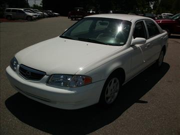 2002 Mazda 626 for sale in Derry, NH