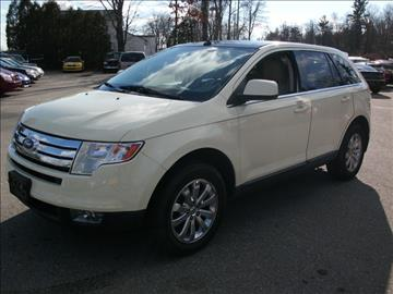 2008 Ford Edge for sale in Derry, NH