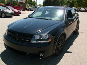 2013 Dodge Avenger for sale in Derry, NH