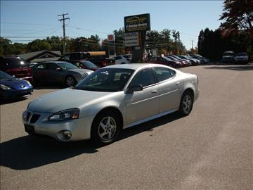 2004 Pontiac Grand Prix for sale in Derry, NH