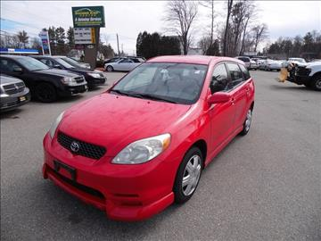 2004 Toyota Matrix for sale in Derry, NH