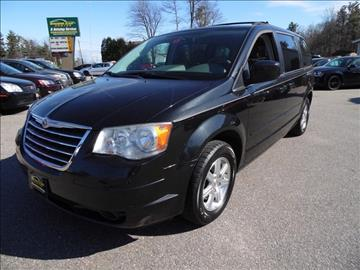 2008 Chrysler Town and Country for sale in Derry, NH