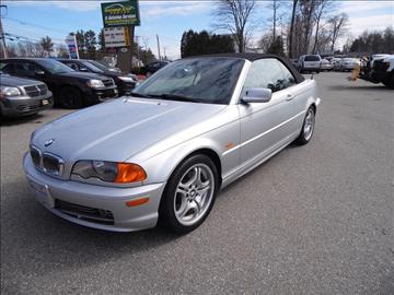 2001 BMW 3 Series for sale in Derry, NH