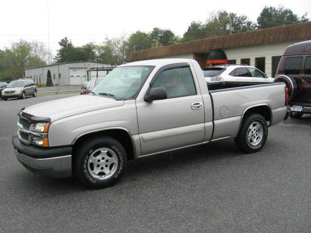 2004 chevrolet silverado 1500 for sale in hickory nc. Black Bedroom Furniture Sets. Home Design Ideas