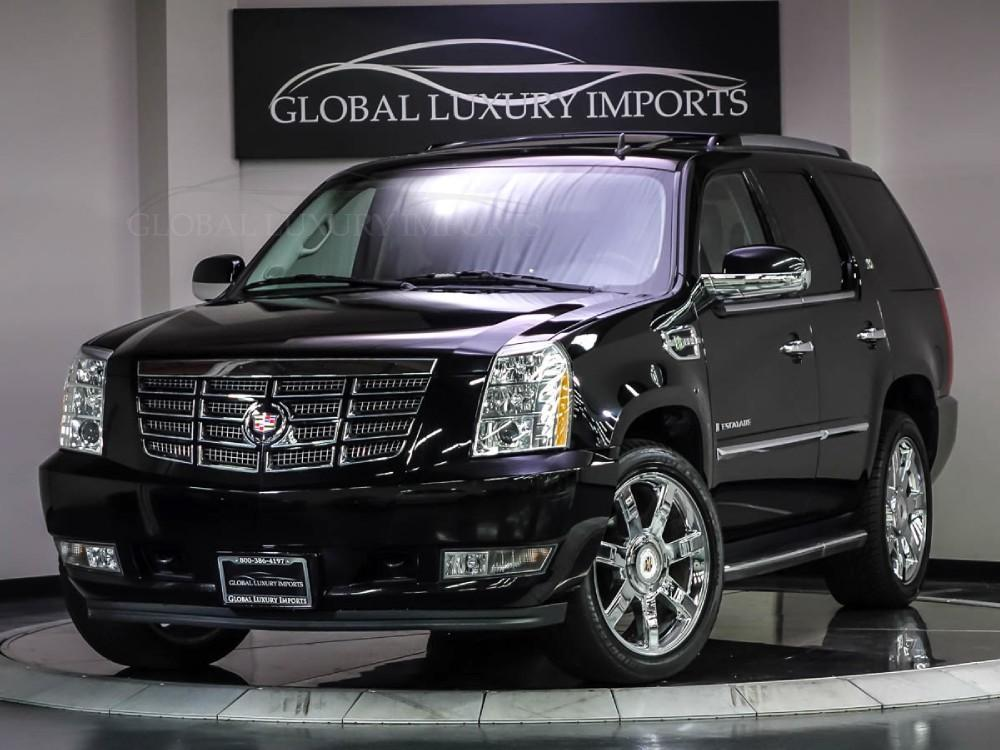Used 2015 Escalade For Sale >> 2009 Cadillac Escalade Hybrid for sale - Carsforsale.com