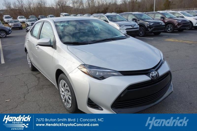 High Quality 2018 Toyota Corolla For Sale In Concord, NC