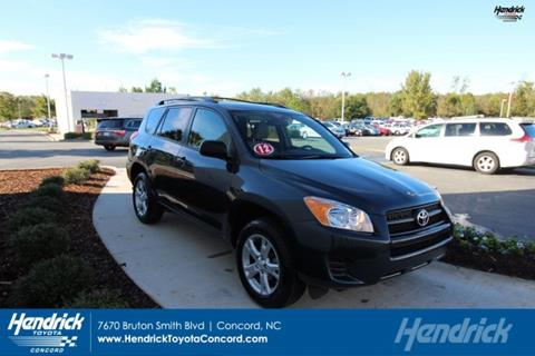 2012 Toyota RAV4 for sale in Concord, NC