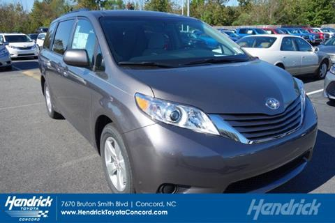 2017 Toyota Sienna for sale in Concord, NC