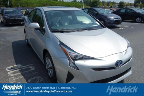 Marvelous 2018 Toyota Prius For Sale In Concord, NC