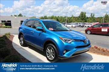 2016 Toyota RAV4 for sale in Concord, NC