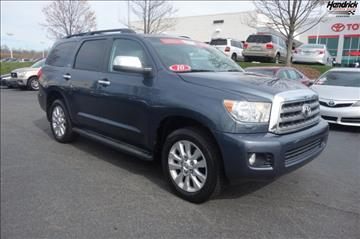 2010 Toyota Sequoia for sale in Concord, NC