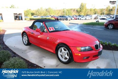 1998 BMW Z3 for sale in Concord, NC